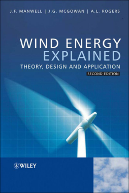 Free Download PDF Books, Wind Energy Explained Theory Design and Application 2nd Edition