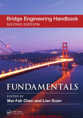 Free Download PDF Books, Bridge Engineering Handbook Fundamentals 2nd Edition