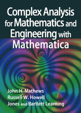 Free Download PDF Books, Complex Analysis for Mathematics and Engineering with Mathematica