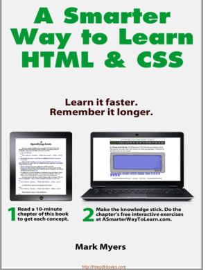 A Smarter Way to Learn HTML and CSS, Pdf Free Download