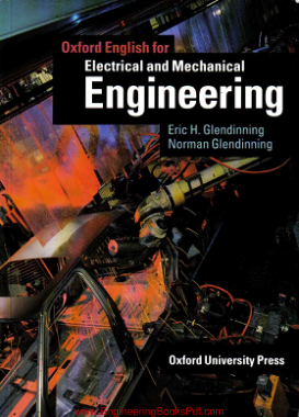 Free Download PDF Books, English for Electrical and Mechanical Engineering