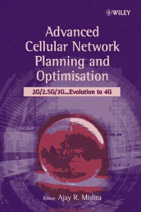 Advanced Cellular Network Planning and Optimisation, Pdf Free Download