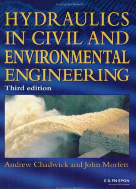 Free Download PDF Books, Hydraulics in Civil and Environmental Engineering Third Edition