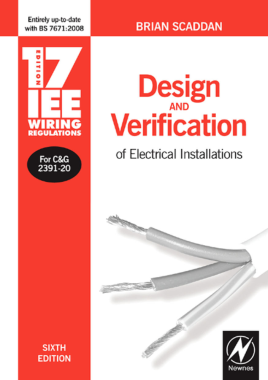 Free Download PDF Books, 17th IEE Wiring Regulations Design and Verification of Electrical Installations 6th edition