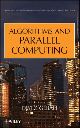 Algorithms and Parallel Computing – Networking Book, Pdf Free Download