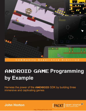 Free Download PDF Books, Android Game Programming by Example