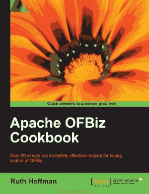 Apache OfBiz Cookbook