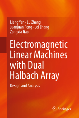 Free Download PDF Books, Electromagnetic Linear Machines with Dual Halbach Array Design and Analysis