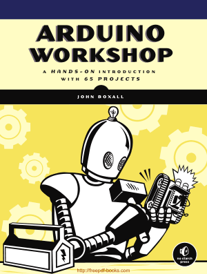 Arduino Workshop, Pdf Free Download