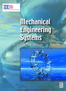 Free Download PDF Books, Mechanical Engineering Systems