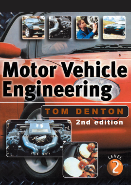 Free Download PDF Books, Motor Vehicle Engineering Level 2 Second Edition