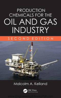 Free Download PDF Books, Production Chemicals for the Oil and Gas Industry
