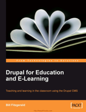 Free Download PDF Books, Drupal For Education And E-Learning