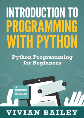 Free Download PDF Books, Introduction to Programming with Python Python Programming for Beginners