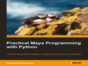 Free Download PDF Books, Practical Maya Programming with Python