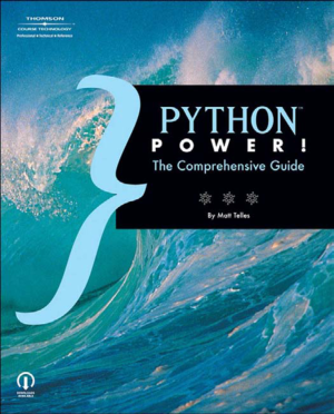 Free Download PDF Books, Python Power The Comprehensive Guide