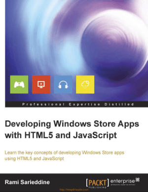 Developing Windows Store Apps With HTML5 And JavaScript, Pdf Free Download