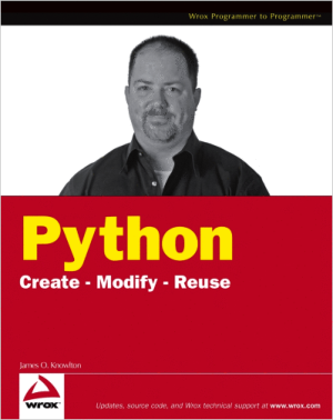 Free Download PDF Books, Python Create Modify Reuse