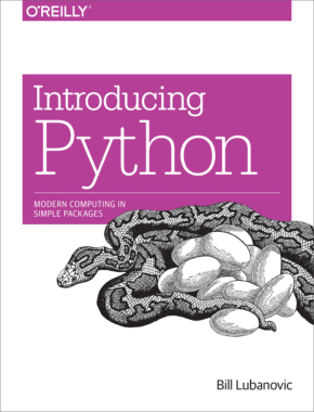 Free Download PDF Books, Introducing Python Modern Computing in Simple Packages