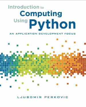 Free PDF Books, Introduction to Computing Using Python