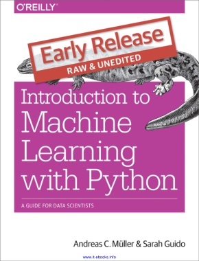 Free Download PDF Books, Introduction to Machine Learning with Python A Guide for Data Scientists