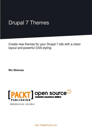 Free Download PDF Books, Drupal 7 Themes