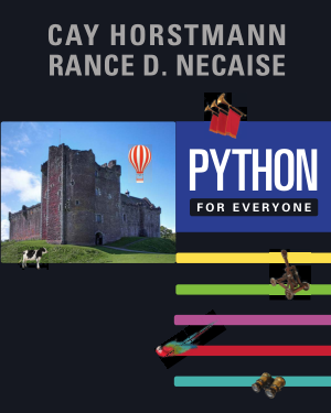 Free Download PDF Books, Python for Everyone