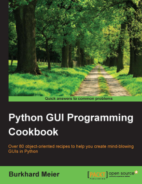 Free Download PDF Books, Python GUI Programming Cookbook