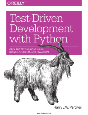 Free Download PDF Books, Test Driven Development with Python