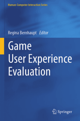 Free Download PDF Books, Game User Experience Evaluation