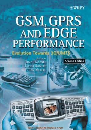 GSM GPRS and EDGE Performance Evolution Towards 3GUMTS