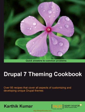 Drupal 7 Theming Cookbook