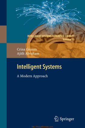 Intelligent Systems- A Modern Approach