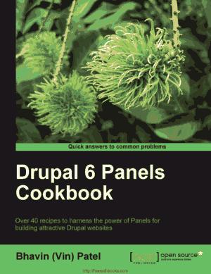 Drupal 6 Panels Cookbook, Pdf Free Download