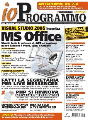 Io Programmo Magzine 107