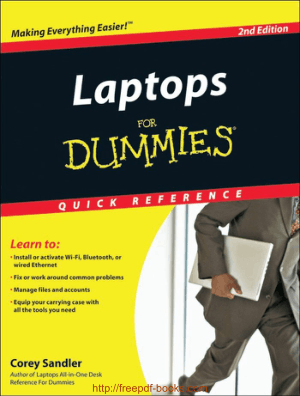 Laptops For Dummies Quick Reference 2nd Edition