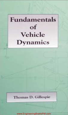 Free Download PDF Books, Fundamentals of Vehicle Dynamics