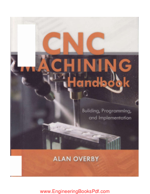 Free Download PDF Books, CNC Machining Handbook