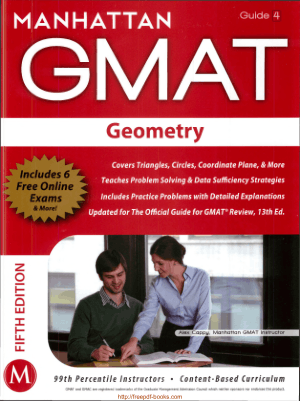 MANHATTAN GMAT Geometry GMAT Strategy Guide4