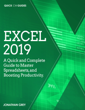 Free Download PDF Books, Excel 2019 A Quick and Complete Guide to Master Spreadsheets and Boosting Productivity