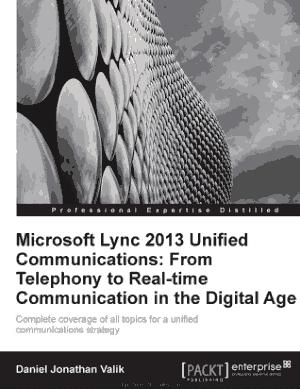 Microsoft Lync 2013 Unified Communications
