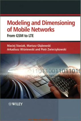 Free Download PDF Books, Modelling and Dimensioning of Mobile Wireless Networks – Networking Book