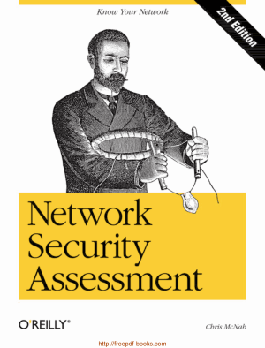 Free Download PDF Books, Network Security Assessment, 2nd Edition