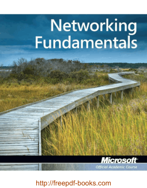 Networking Fundamentals Exam 98 366