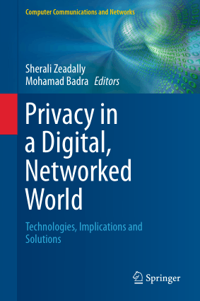 Free Download PDF Books, Privacy in a Digital Networked World