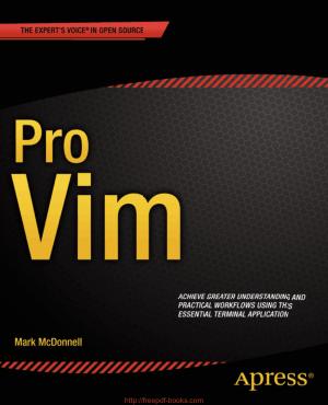 Free Download PDF Books, Pro Vim