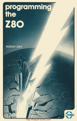 Free Download PDF Books, Programming The Z80 3rd Edition