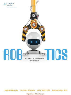 Free Download PDF Books, Robotics- A Project Based Approach