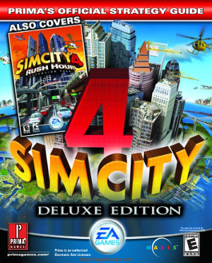 SimCity 4 – Primas Official Strategy Guide