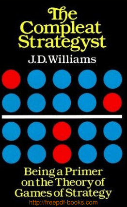 Free Download PDF Books, The Compleat Strategyst Being a Primer on the Theory of Games of Strategy